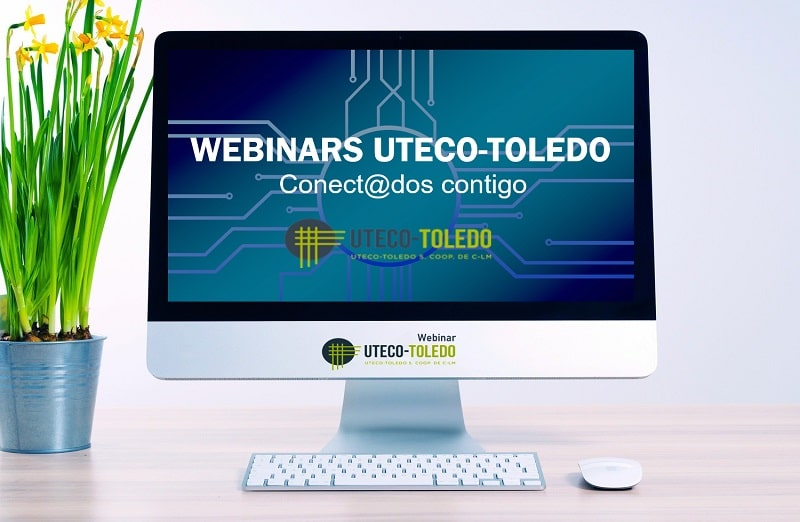 Webinar UTECO - CÁMARA TOLEDO